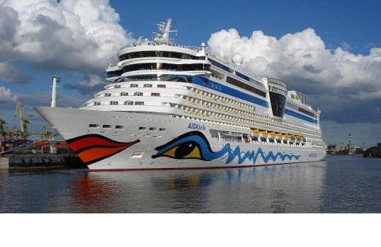 AIDA Ship